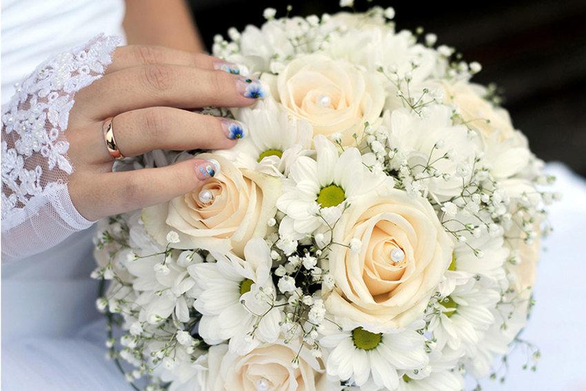 Самые красивые свадебные букеты невесты