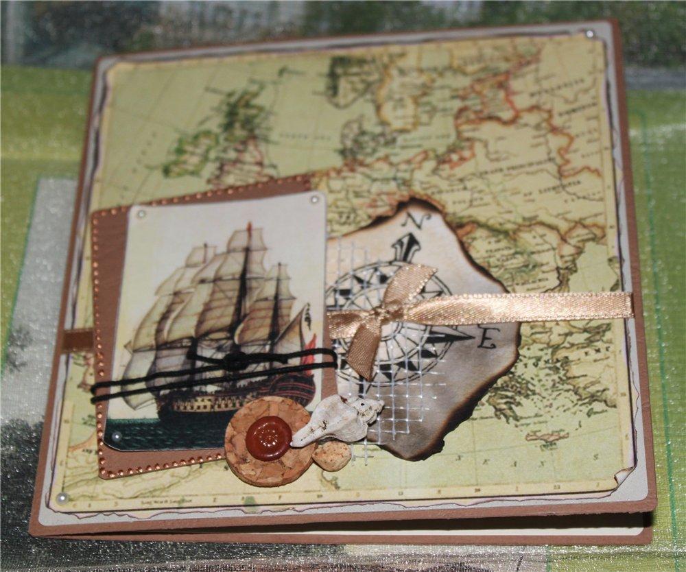 Своими руками открытки для моряков
