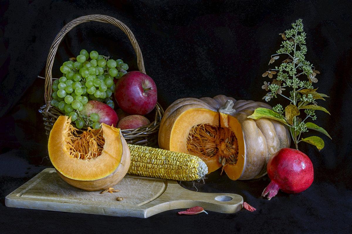 Картинки натюрморт с фруктами и овощами, картинки 1920