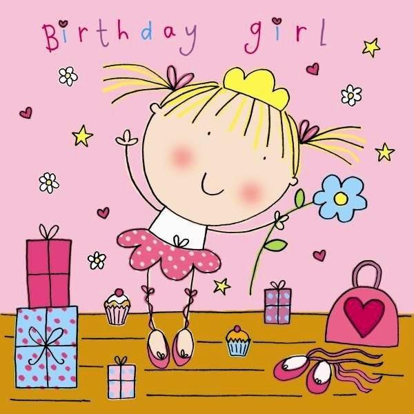 Картинки рисунок на день рождения, виде картинки открытка