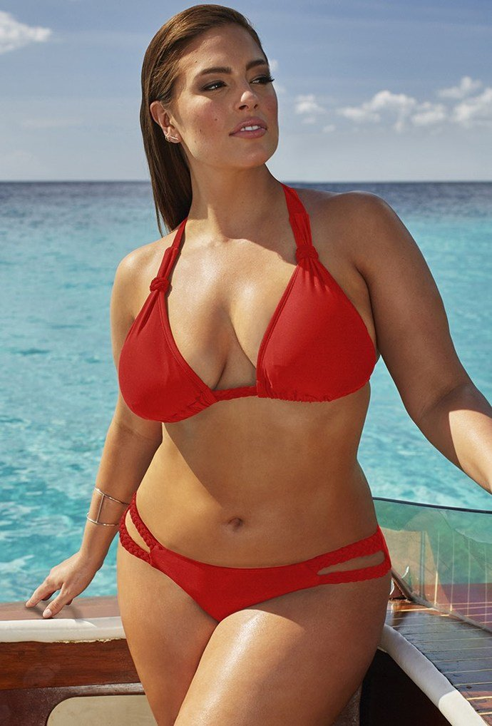 Bikini and curvy pics, amateur red alternativ mom