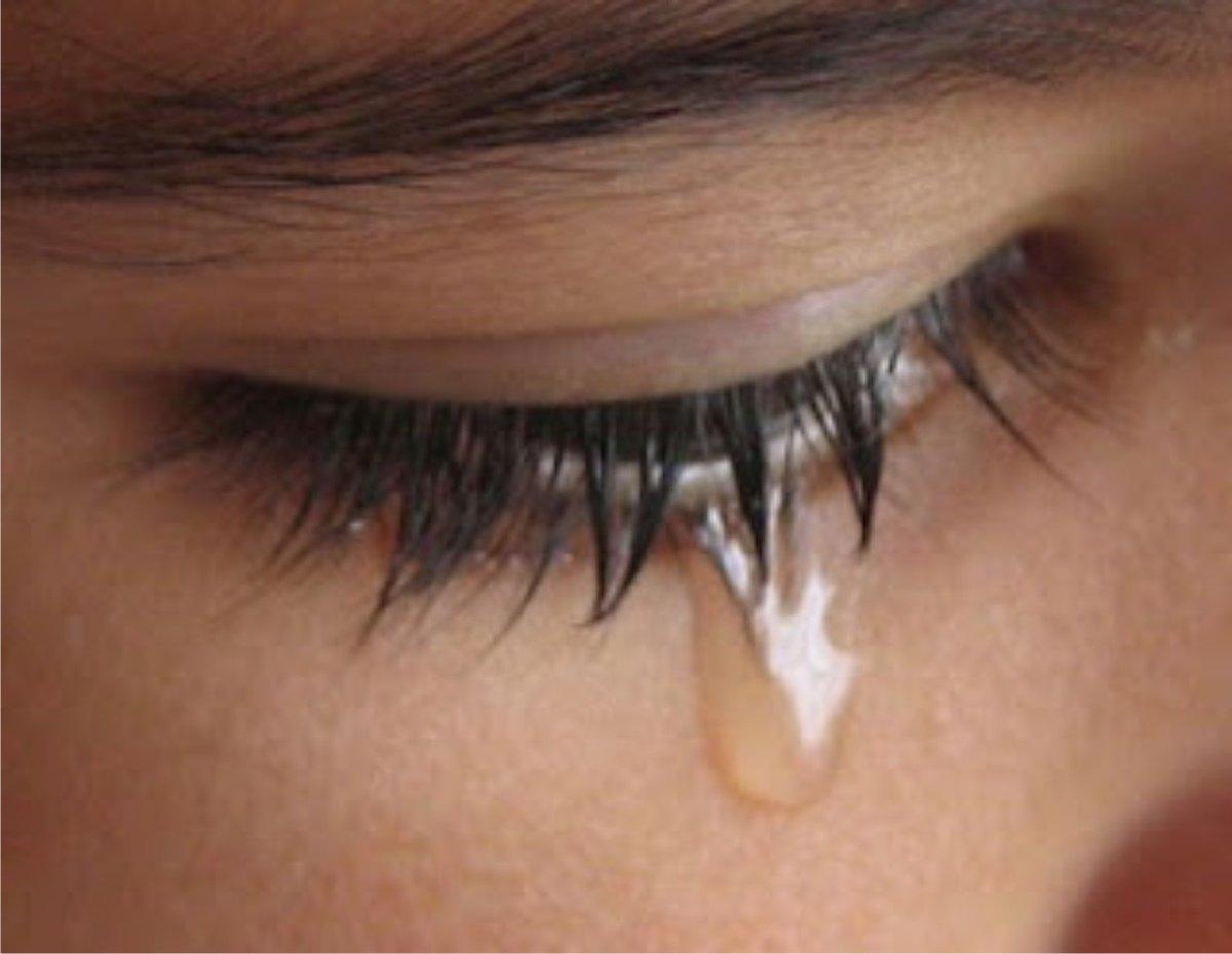 Днем, картинки слеза по щеке