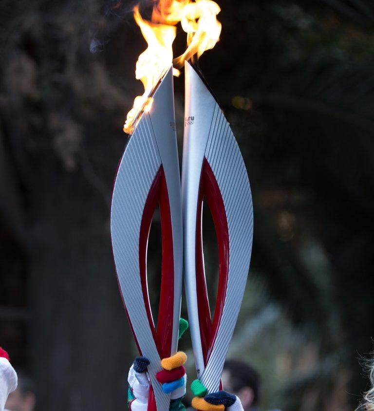 олимпийского факела в картинках большой малой берцовой