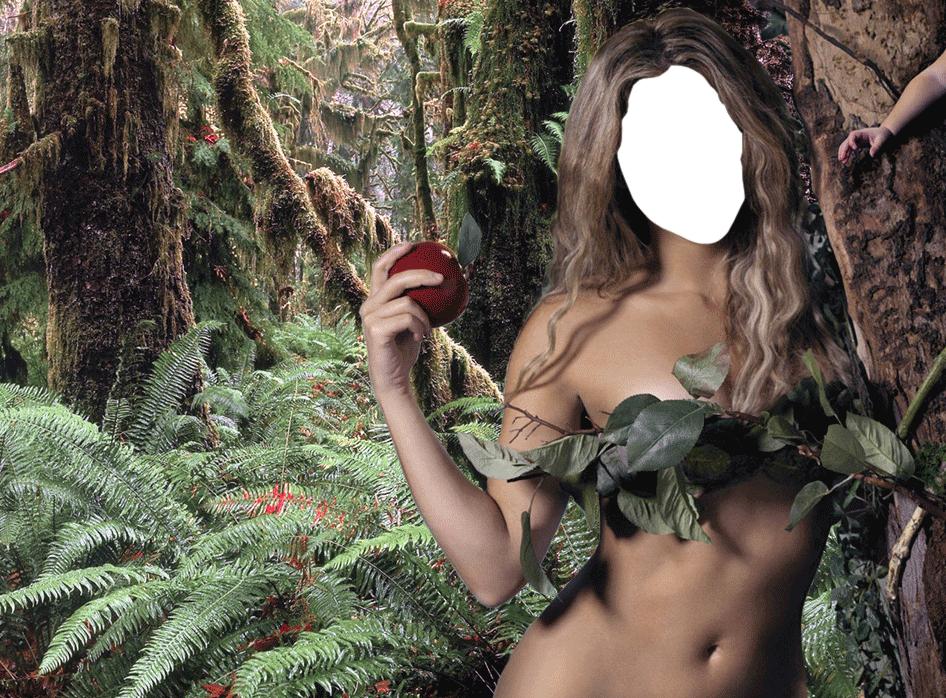 дело фотомонтаж голого тела девушки