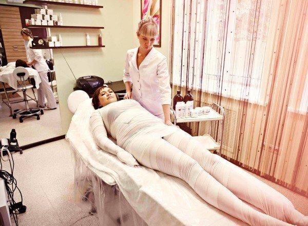 Салоны на процедуры похудения