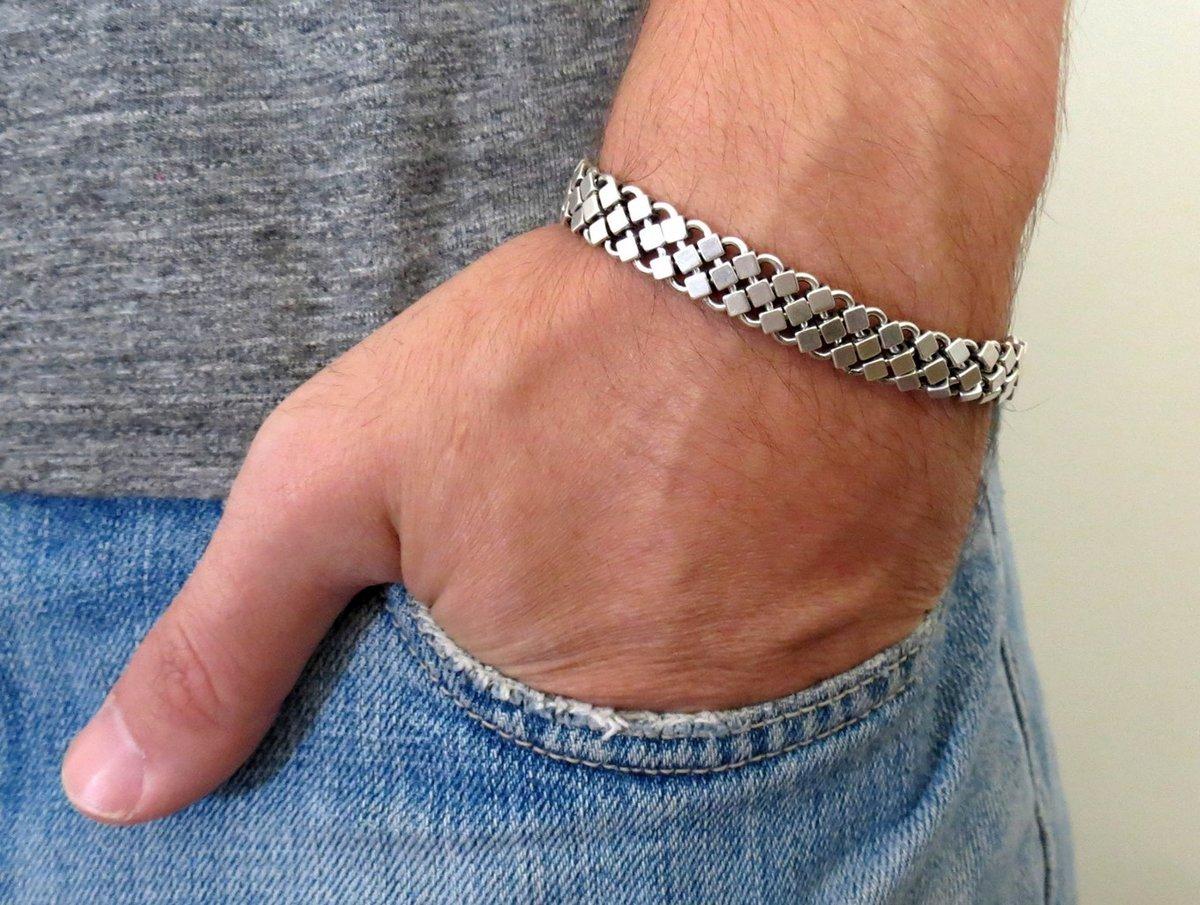 картинки мужских браслетов из серебра гурьевского