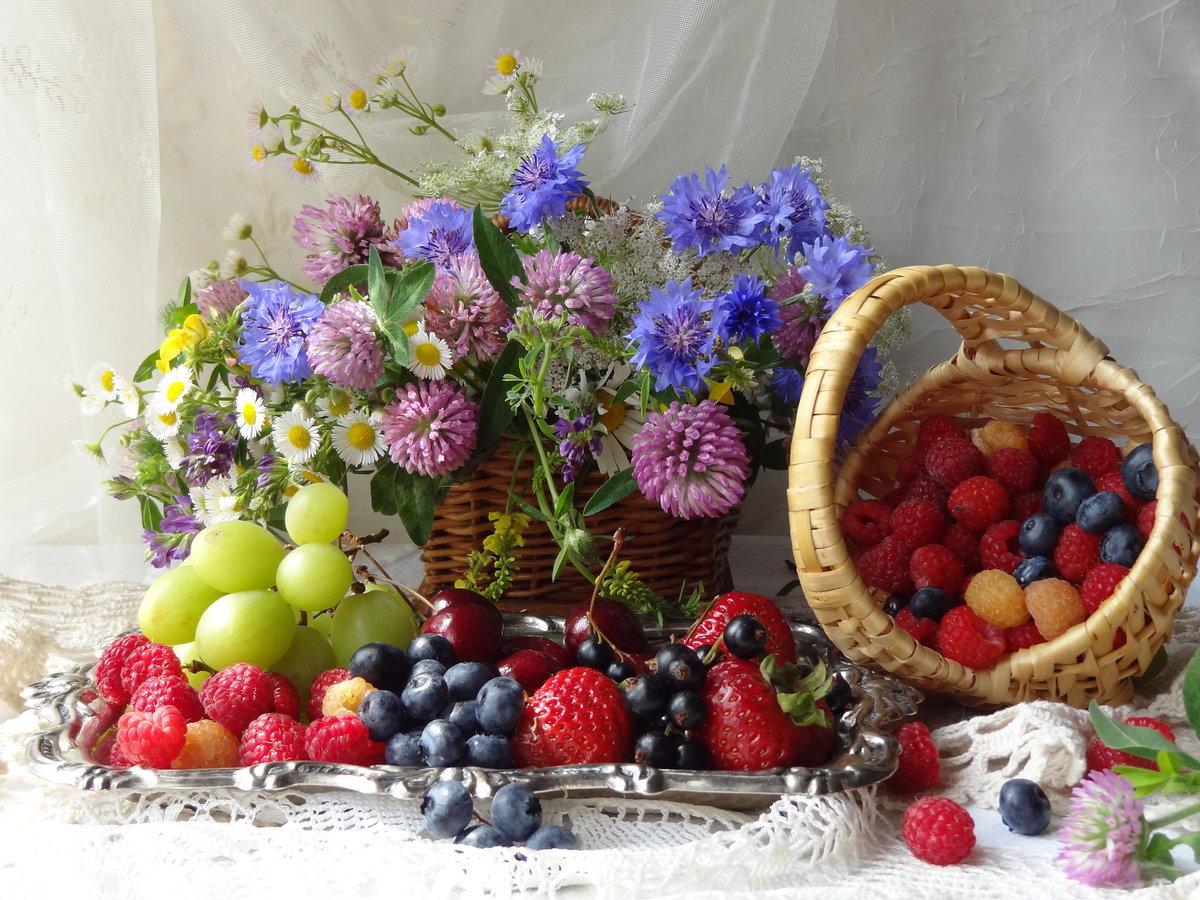 бородина картинки натюрморт с ягодами соцсетях