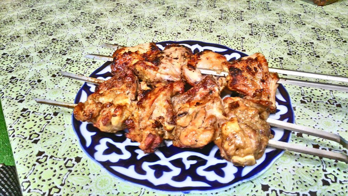 работоспособность шашлык из куриных бедрышек рецепт с фото можешь