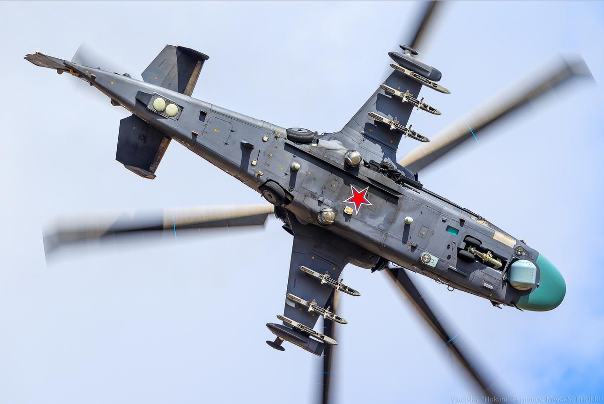 Картинки вертолета аллигатора