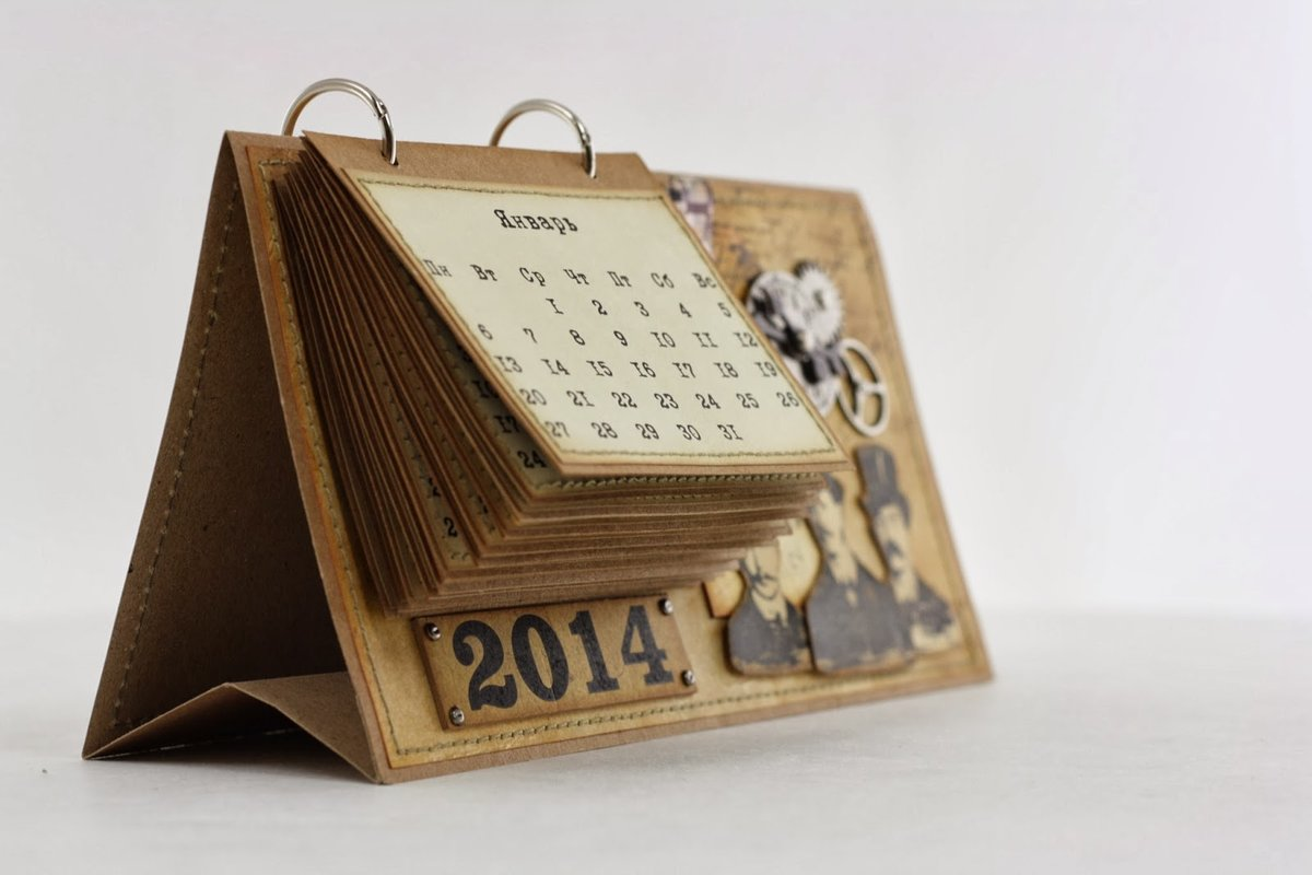 картинки с календарями этому времени
