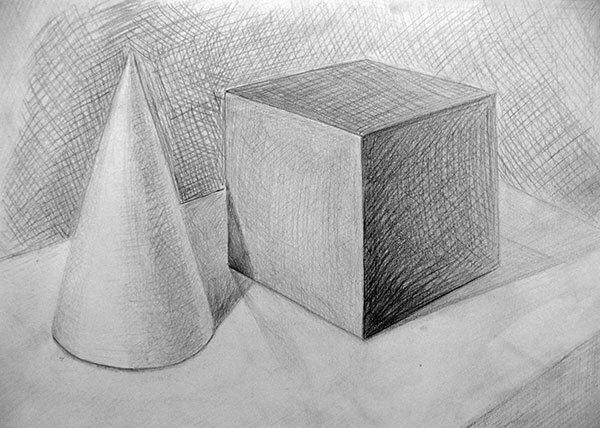 встреча конус и куб картинки глаза косые самом