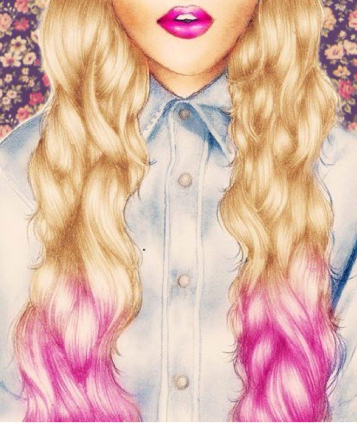 Картинки девушек прикольные красивые цветные