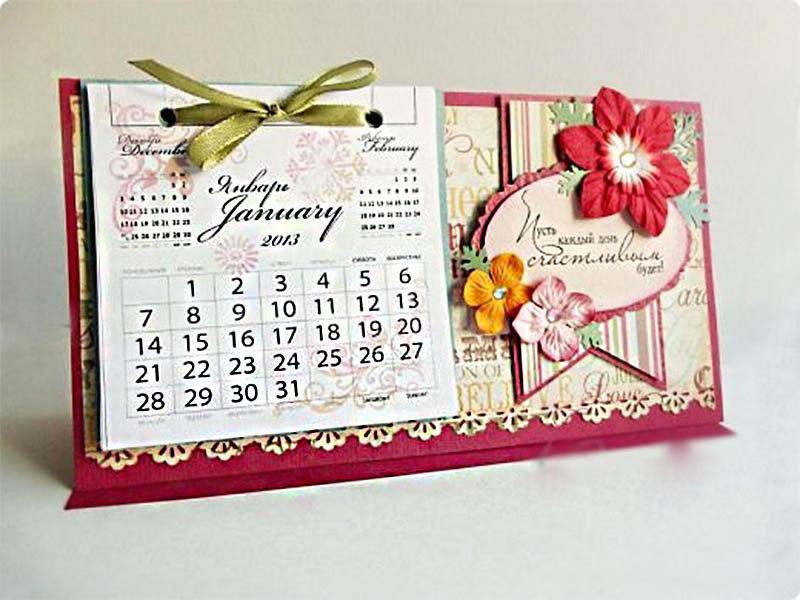 Девушка плачет, календари для открыток