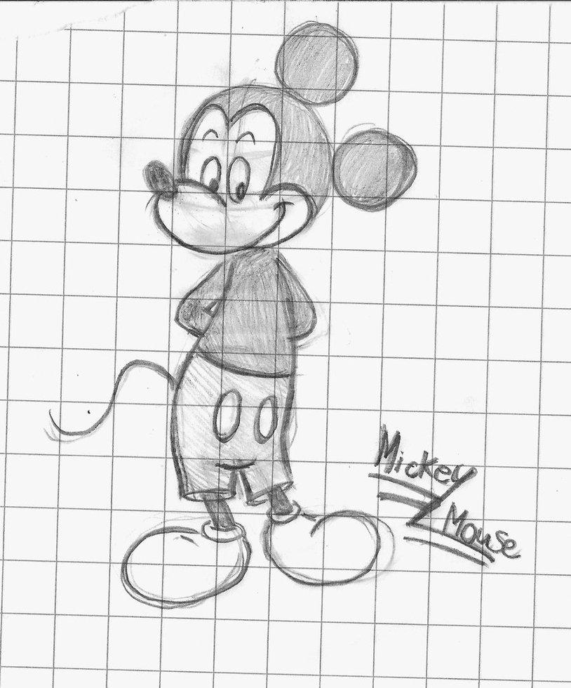 Легкие смешные рисунки ручкой