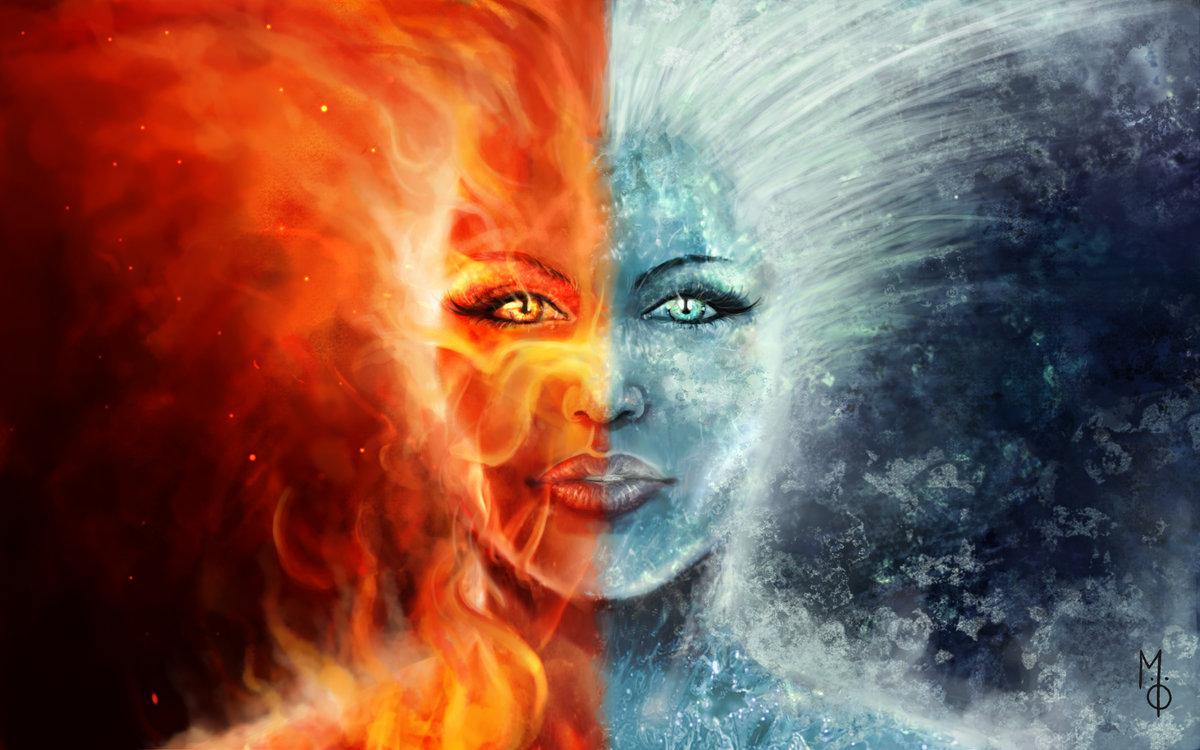 картинка лед и пламя что означает отъезд они объяснили