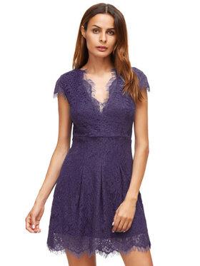 72d0c3e1ea1 Обтягивающее синее асимметричное вечернее платье с одним рукавом и ...