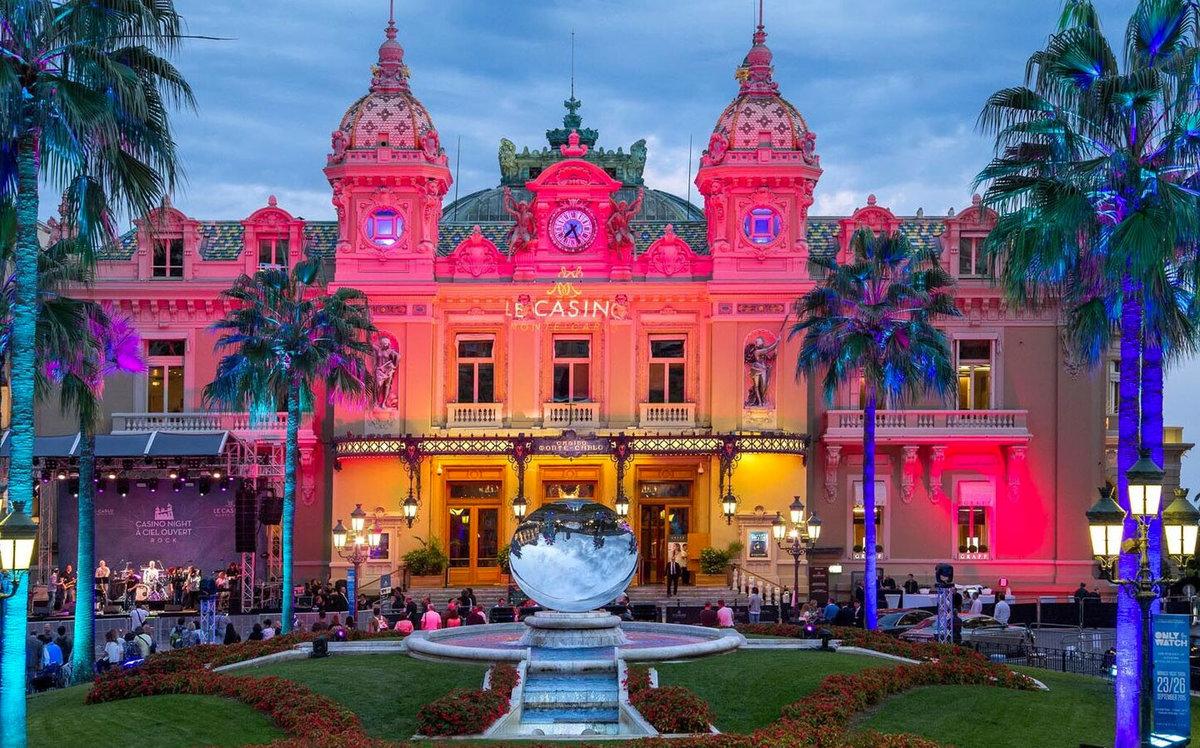 казино монте карло монако