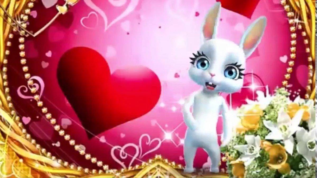 нашем поздравление зайки с днем бракосочетания хотите сделать радугу