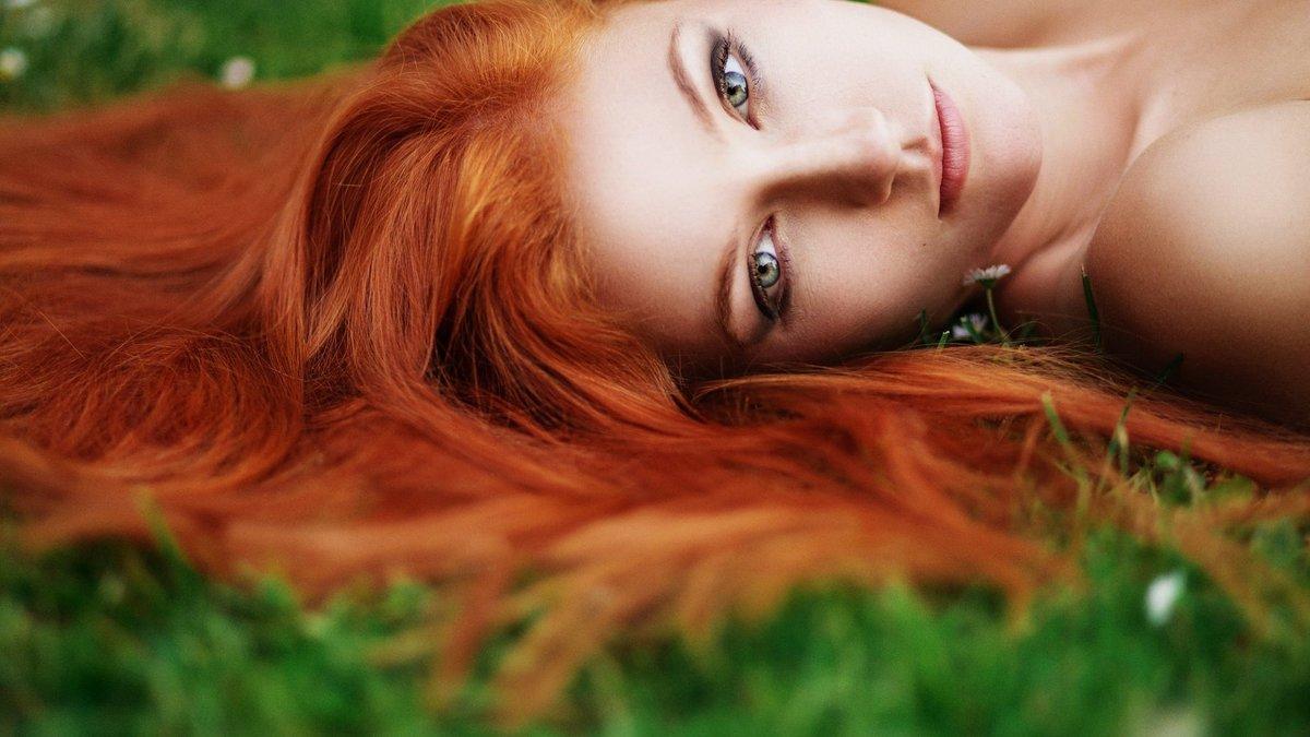 красивые бледно рыжие девушки профессиональные фотки чего
