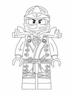 20 карточек в коллекции раскраски лего ниндзяго