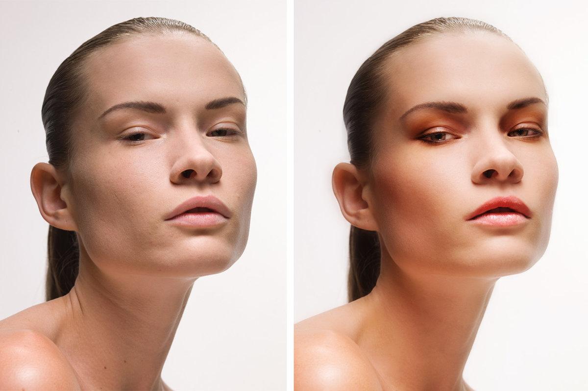 Слайдер для фото до и после