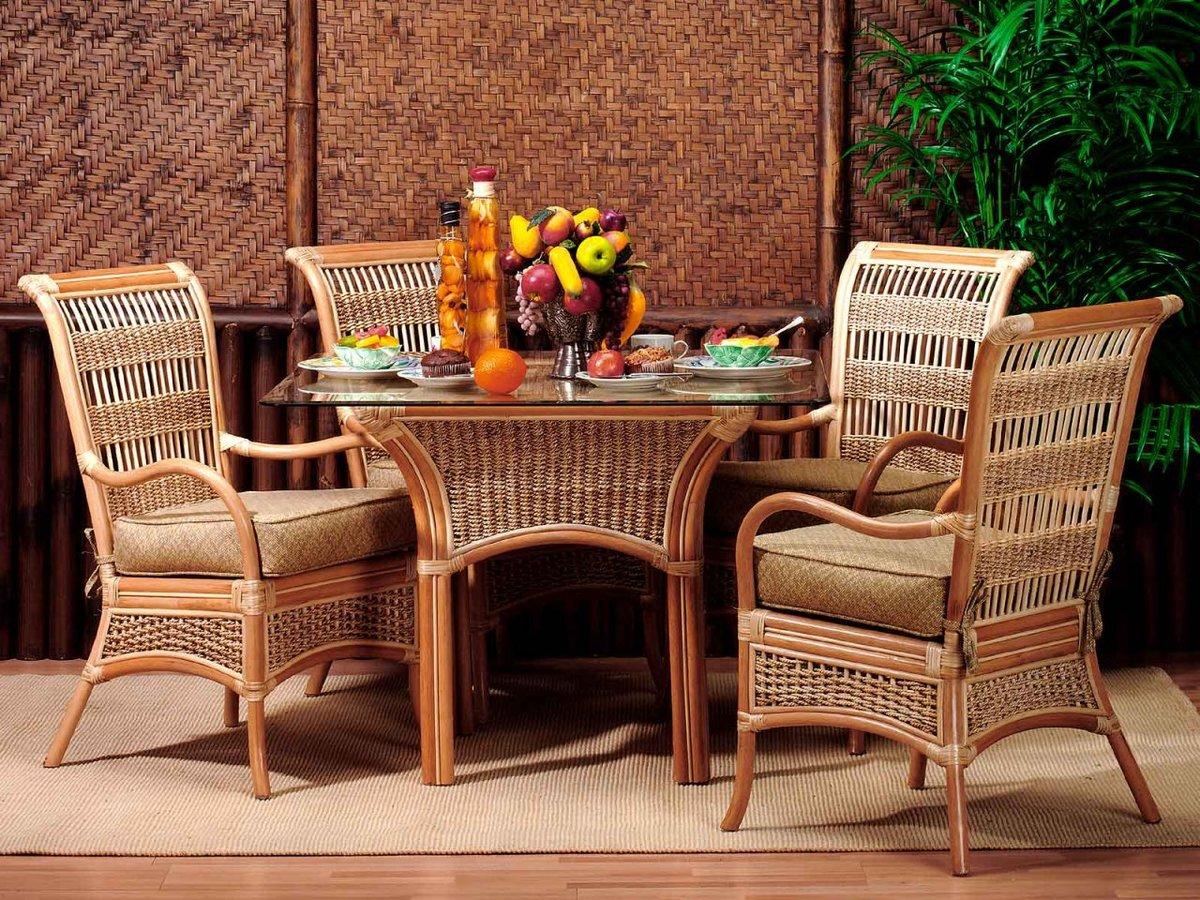 Картинки ротанговой мебели