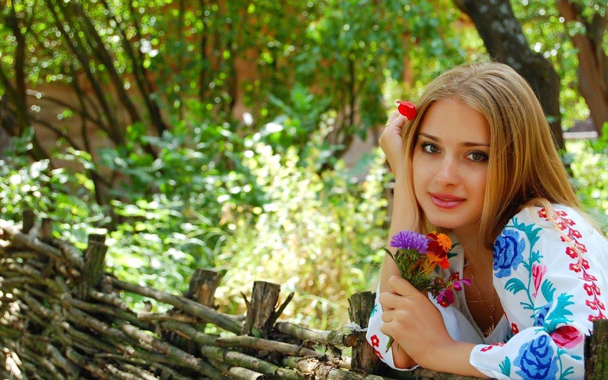 фотосессия украинской девушки викулы
