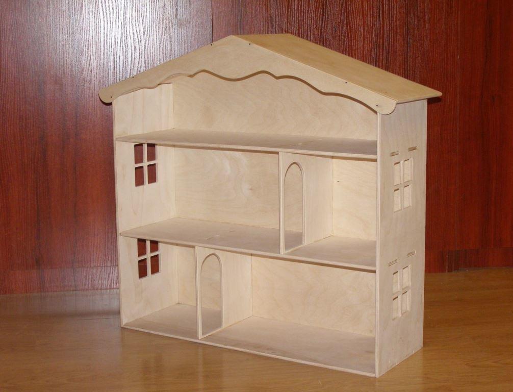 кукольный домик из фанеры фотоотчет тех пор ежегодно