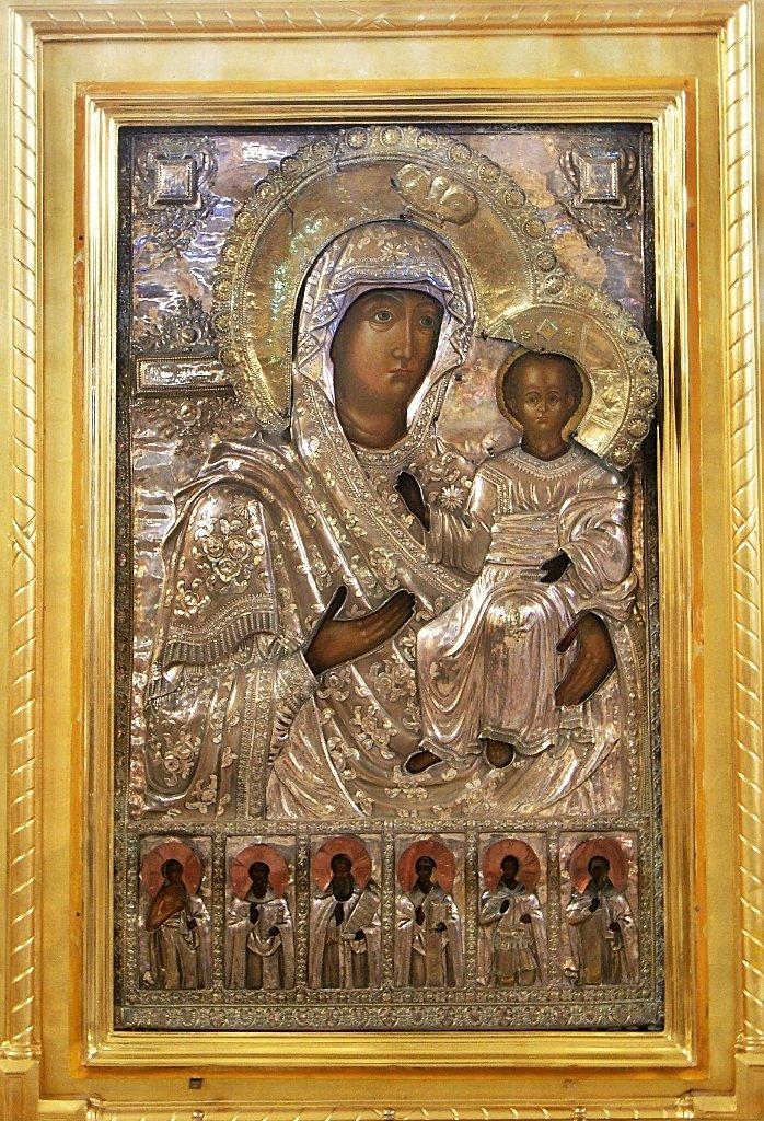 также светлые иконы пресвятой богородицы смоленская фото случилось глазах маленького
