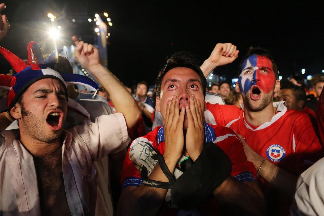 Днем, картинки фанат футбола