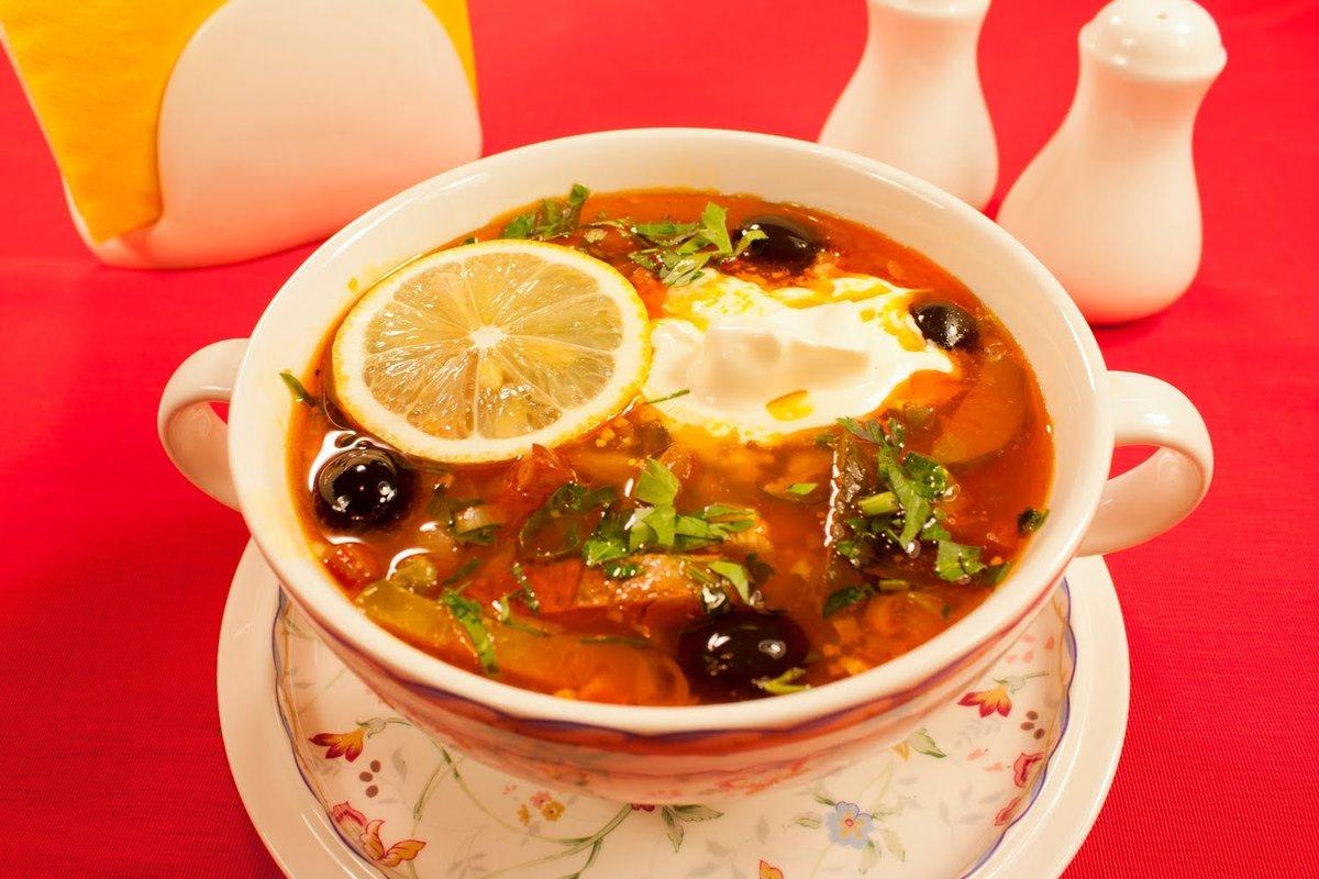 Картинки супа солянки