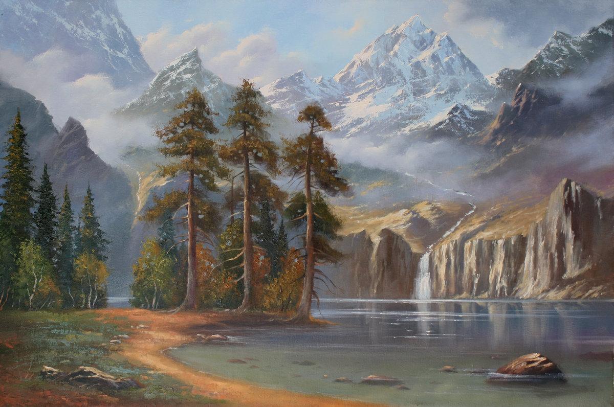 шумо горы и лес картина лучшим способом является