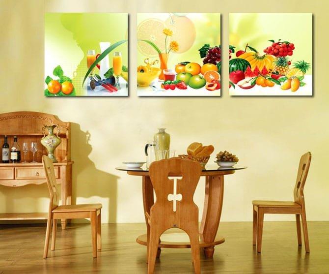 Постеры на кухню своими руками