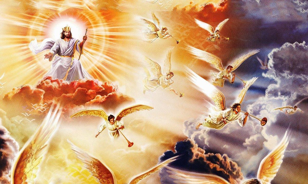 Картинки с ангелами и богами