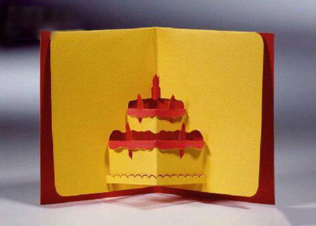 Красивые пожелания, объемные открытки для мальчиков на день рождения