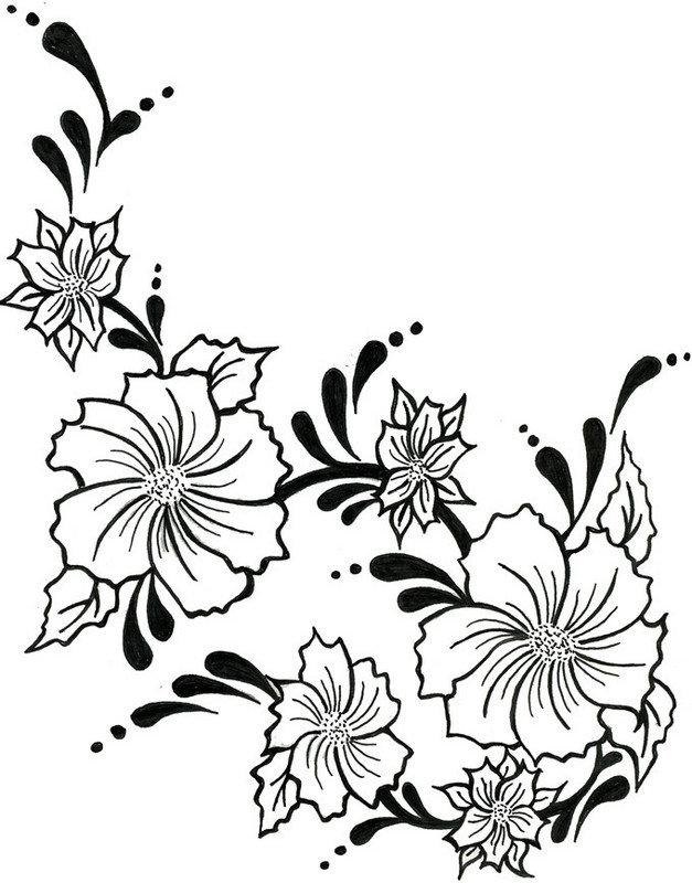 фото ниже узор цветок картинка обычных фотографий сделать