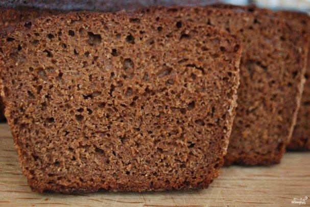 Хлеб бородинский рецепт в домашних условиях 517