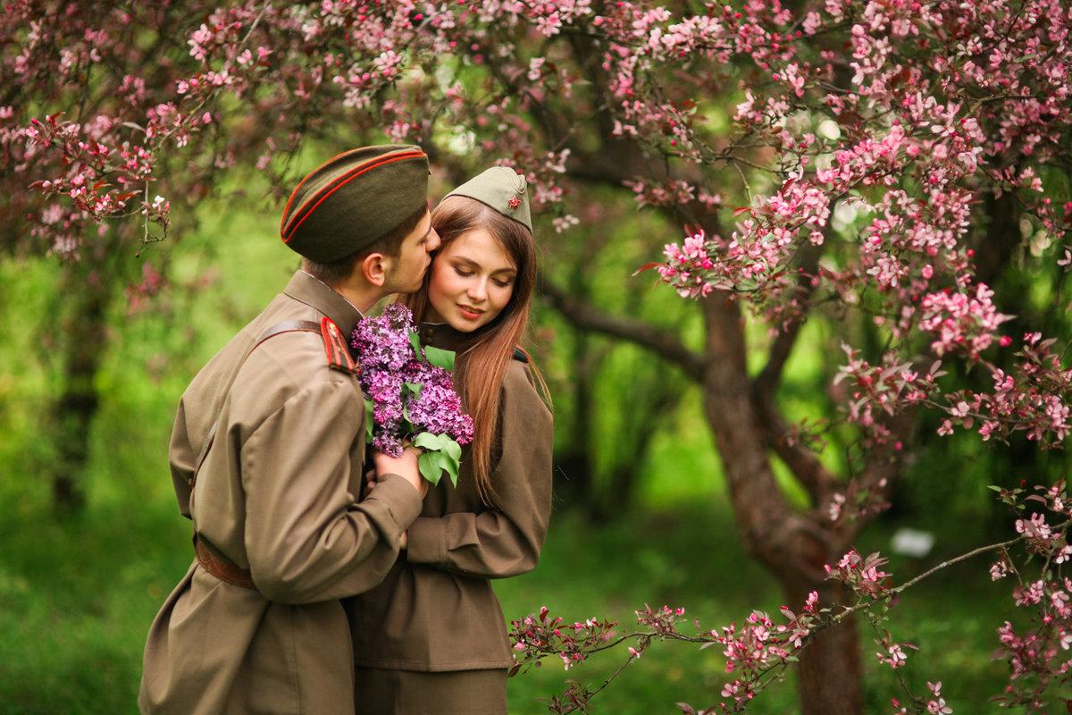 Картинки весна пара