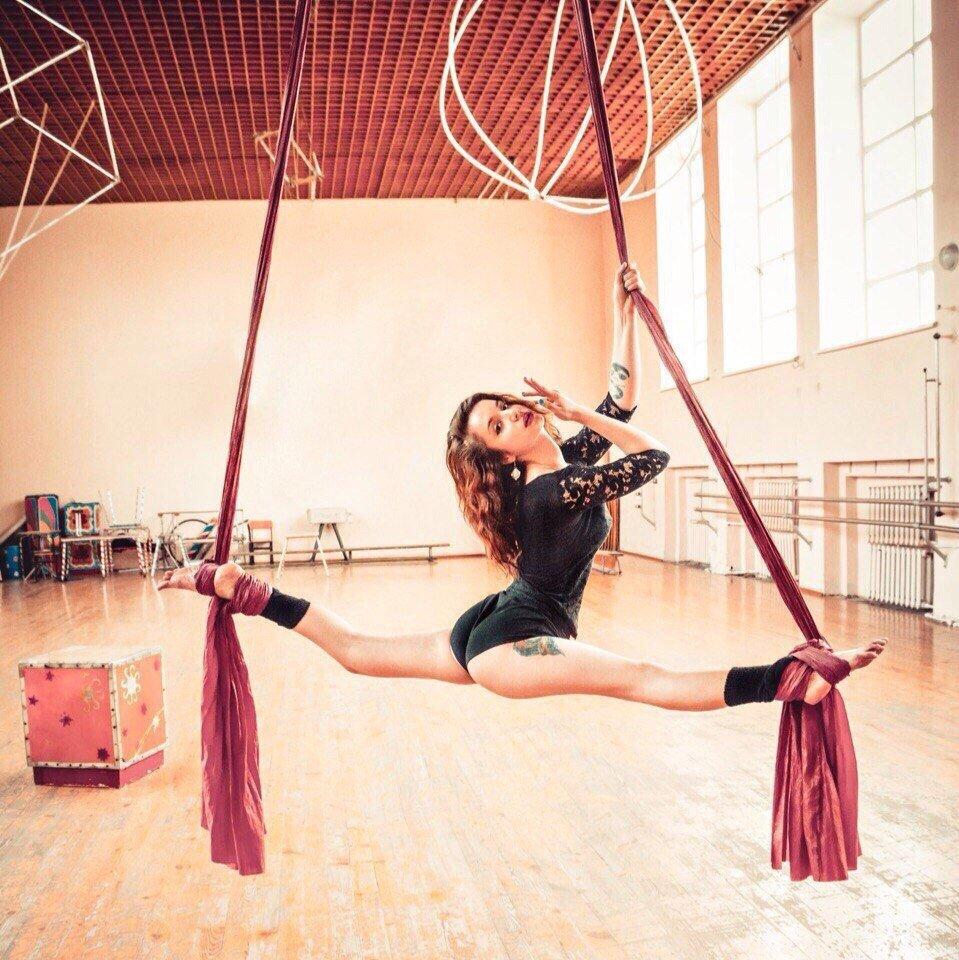 фото воздушной гимнастики нет опыта торговли