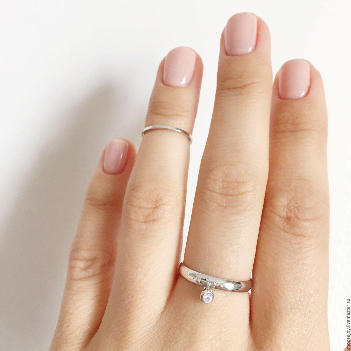 кольца на фалангу картинки стильно