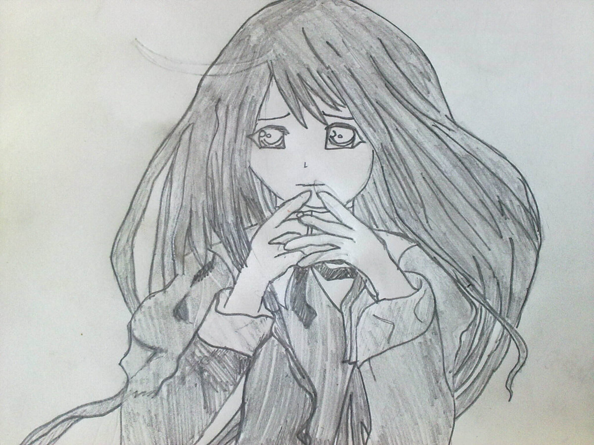 Hd sad images drawing love sad image girls and boys hd drawing drawing of sketch