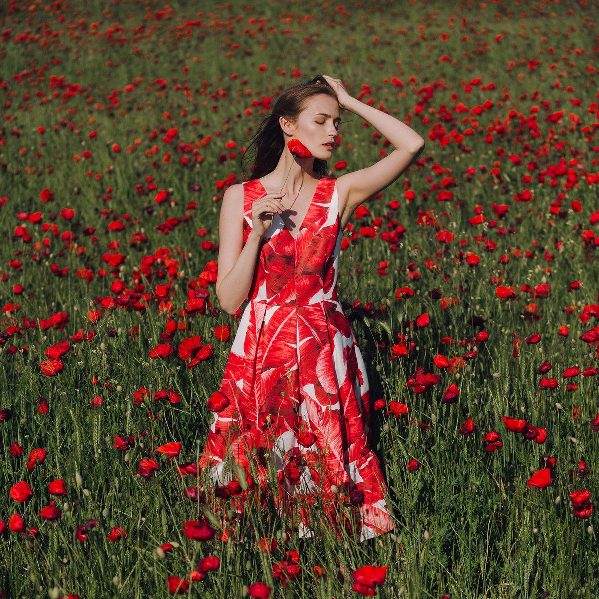 довольно идеи фотосессии в цветочном платье себя