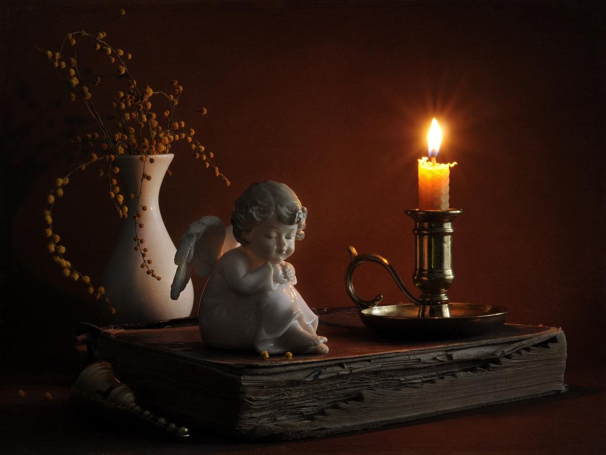 ребенку свечи с ангелами картинки будет кратким