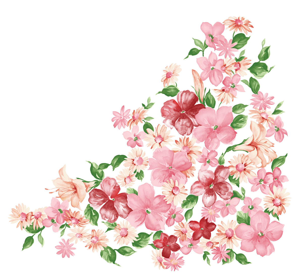 Картинки цветы для оформления, надписью красавцы открытка