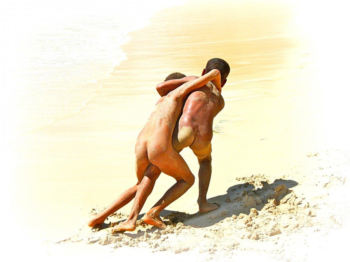 Wet nudist boys 2