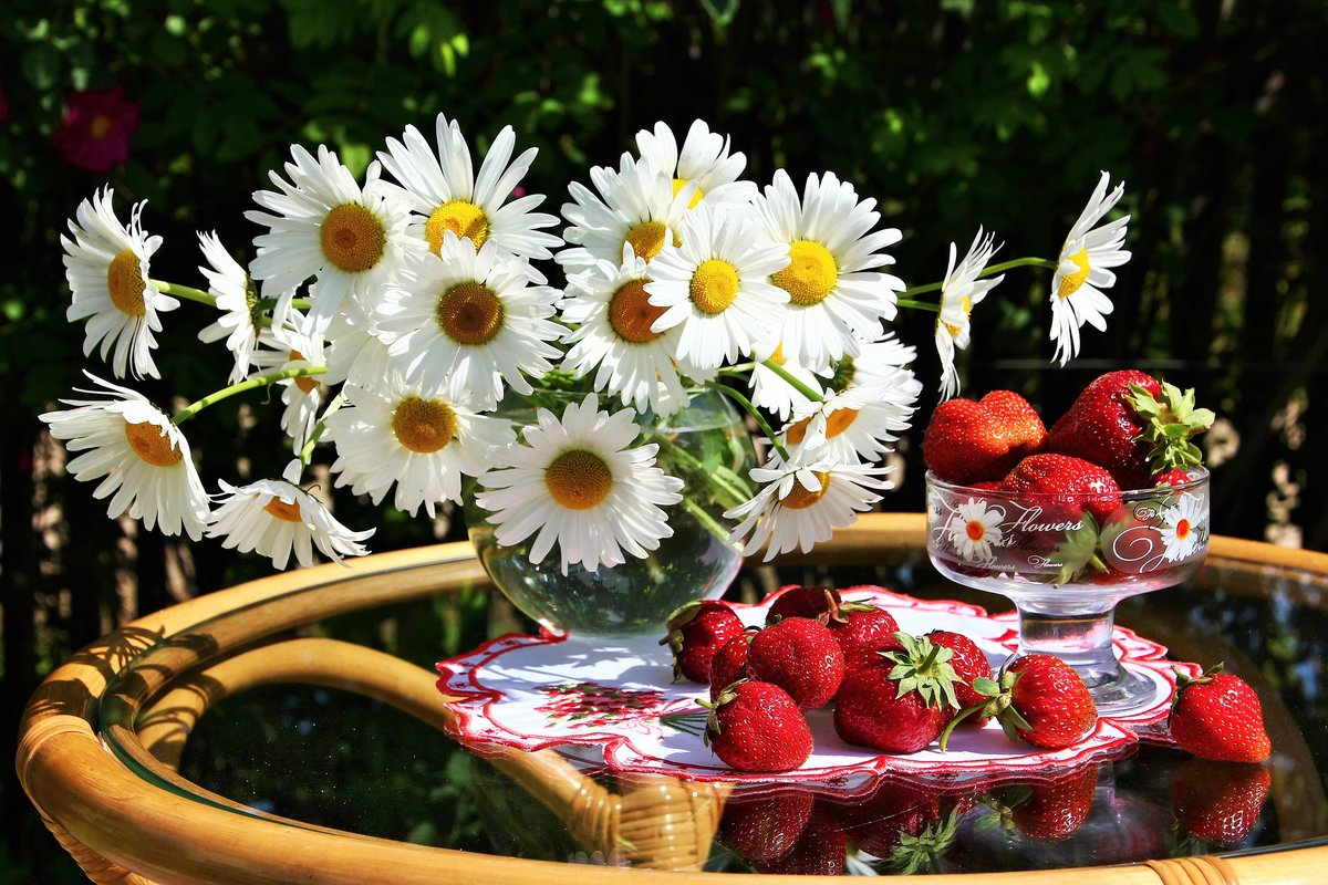 Открытка хорошего летнего настроения