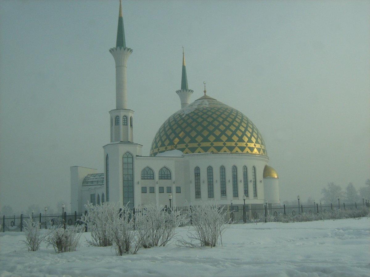 красивая кемерово мечеть картинки стоит