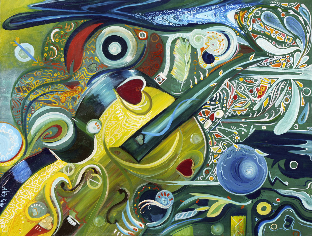 a summary of abstract expressionism Color field painting is a branch of abstract expressionism that concentrates on colorful shapes that emphasize the literal flatness of the canvas.