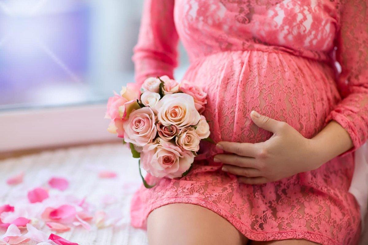 Анют, а вы уже сделали себе беременную фотосессию?