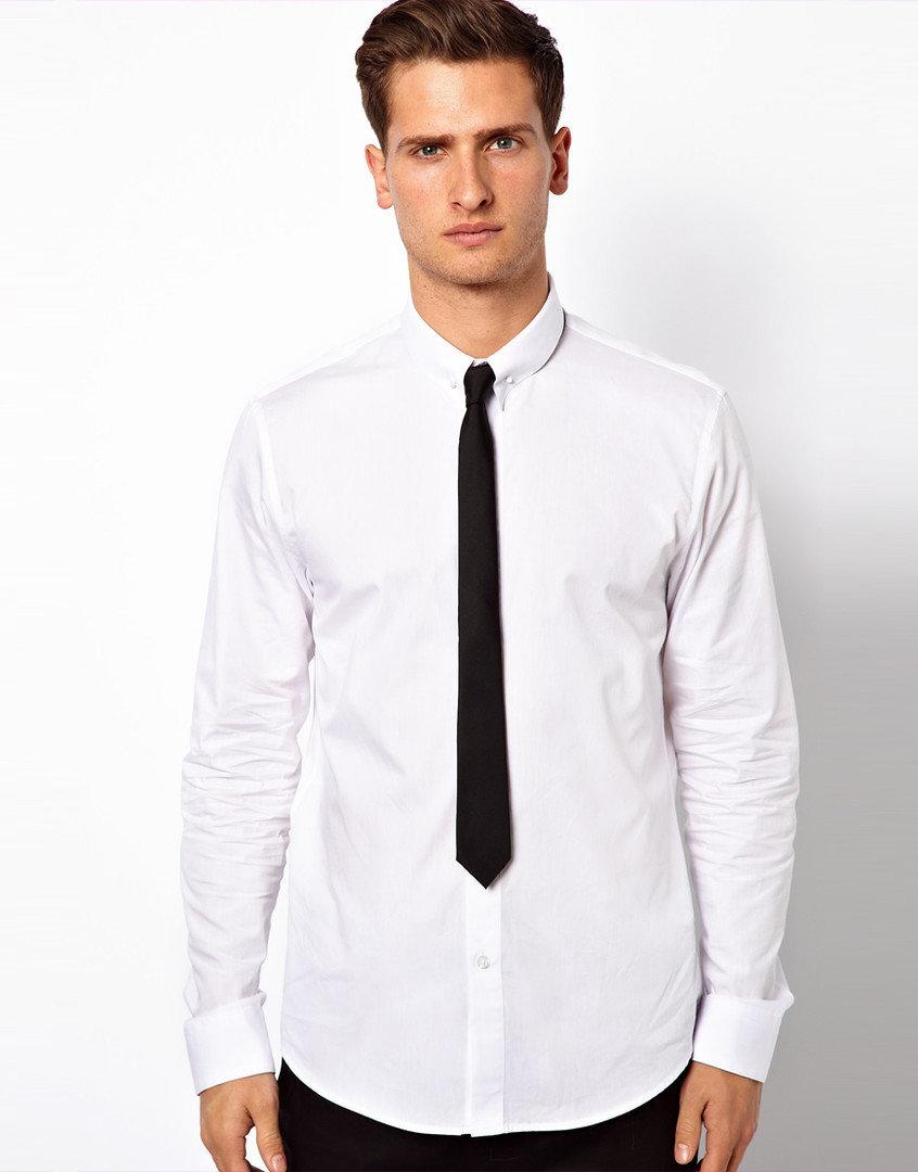 добиться белая рубашка с галстуком картинки девушка была шоке
